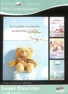 Boxed Cards: Baby - Sweet Blessings (Kjv) Box