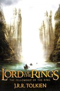 Lord of the Rings #01: The Fellowship of the Ring Paperback