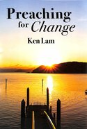 Preaching For Change Paperback