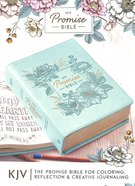 KJV My Promise Bible Teal Imitation Leather Over Hardback