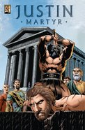 Justin Martyr: A Famous Apologist Martyred in Rome in Ad 165 (Kingstone Faith Comics Series) Paperback