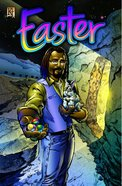 Easter: A Host Shares the True Meaning of Easter (Kingstone Faith Comics Series) Paperback