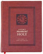Death, Grief and Hope (#02 in Every Moment Holy Series) Hardback