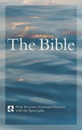 NRSV Bible With Apocrypha Paperback