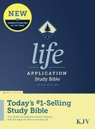KJV Life Application Study Bible, Third Edition, (Red Letter Edition) eBook