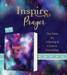 NLT Inspire Prayer Bible Paperback