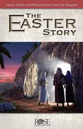The Easter Story (Rose Guide Series) Pamphlet