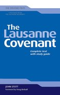 The Lausanne Covenant (The Didasko Files Series) Paperback