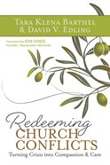 Redeeming Church Conflicts Paperback