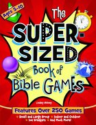 The Super-Sized Book of Bible Games Paperback