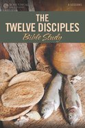 The 12 Disciples (6 Sessions) (Rose Visual Bible Studies Series) Paperback
