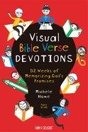 Visual Bible Verse Devotions: 52 Weeks of Memorizing God's Promises Paperback