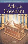 Pamphlet: Ark of the Covenant Pamphlet