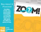 The Names of God Upper Elementary Kit (Incl Leader Guide, Posters, & Leader Resource Disc) (Zoom! Curriculum Series) Pack