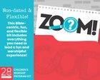 The Names of God Children's Worship Program Kit (Incl Program Guide & Resource Disc) (Zoom! Curriculum Series) Pack