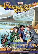 Freedom At the Falls (#22 in Adventures In Odyssey Imagination Station (Aio) Series) Paperback