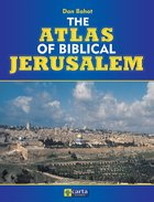 The Atlas of Biblical Jerusalem Paperback
