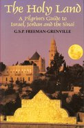 The Holy Land Paperback