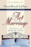 Act of Marriage the Paperback