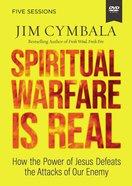 Spiritual Warfare is Real: Countering the Attacks of Satan (Video Study) DVD