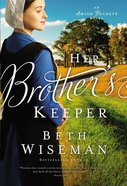 Her Brother's Keeper (#01 in Amish Secrets Novel Series) Mass Market