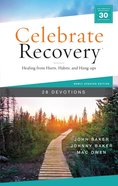 Celebrate Recovery Booklet: 28 Devotions (Celebrate Recovery Series) Paperback
