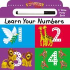 The Beginner's Bible Learn Your Numbers: A Wipe Away Book Board Book