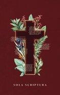 Nbla Santa Biblia Letra Grande Sola Scriptura Hardback