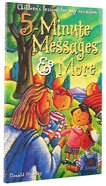5-Minute Messages & More Paperback