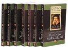 Calvin's New Testament Commentaries (Calvin's New Testament Commentary Series) Paperback