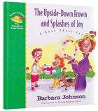 Upside Down Frown and Splashes of Joy (#02 in Geranium Lady Series) Hardback