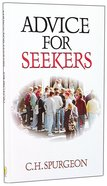 Advice For Seekers Paperback