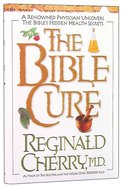 The Bible Cure (Bible Cure Series) Hardback