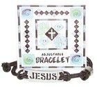 Cord Bracelet: Jesus Jewellery