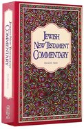 Jewish New Testament Commentary Paperback