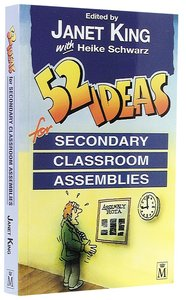 52 Ideas For Secondary Classroom Assembly