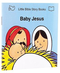 Little Bible Story Baby Jesus