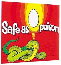 Safe as Poison (Jungle Dr Comic Series)